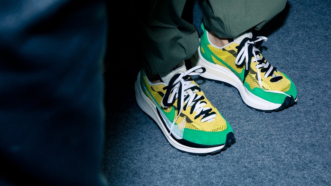 Giglio Non appropriato Ma  Another sacai x Nike Collaboration Is in the Works - KLEKT Blog