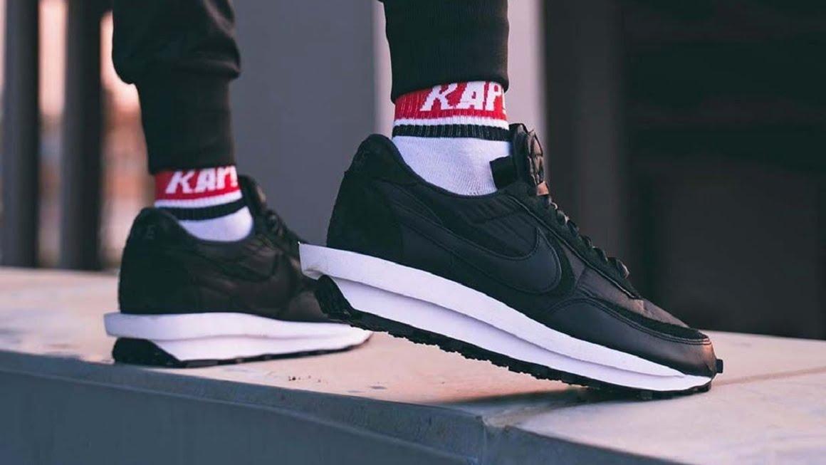 sacai x Nike LDWaffle's are Set to