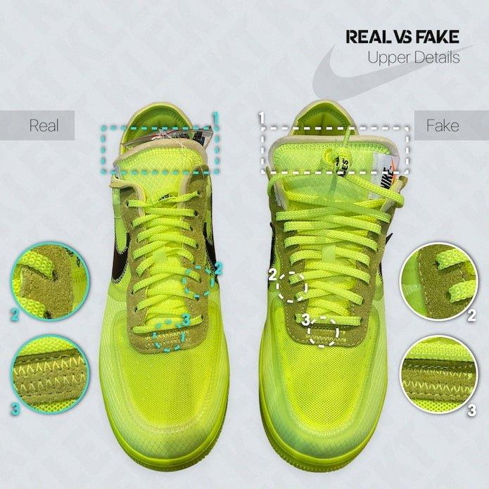 x Nike Air Force 1 \