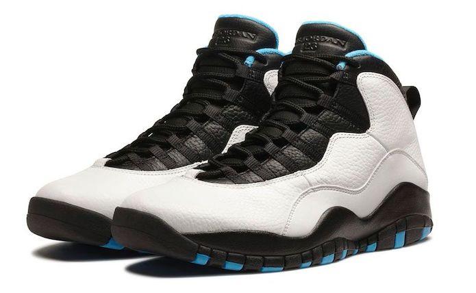 The Top 10 Air Jordan 10s of All Time