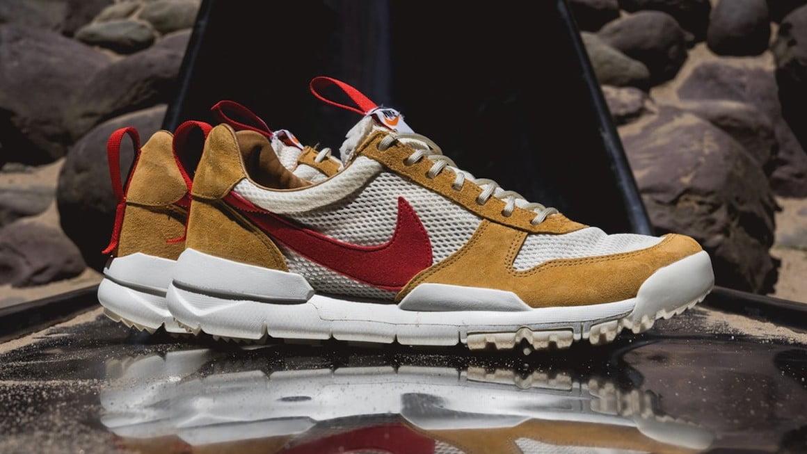 The Tom Sachs x Nike Mars Yard \