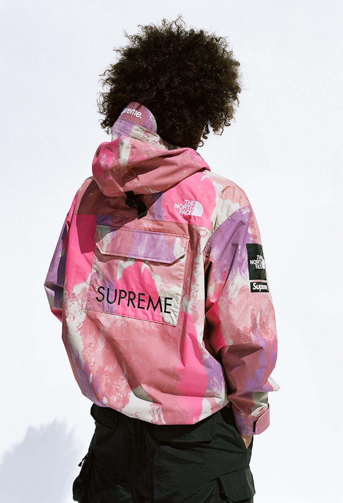 Supreme X The North Face Collaborations