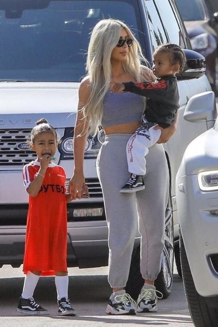 Kim Kardashian's Top 10 Sneaker Moments