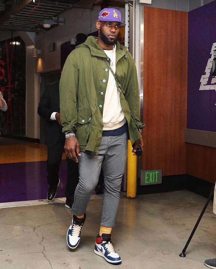 LeBron James' Top 10 Sneaker Moments