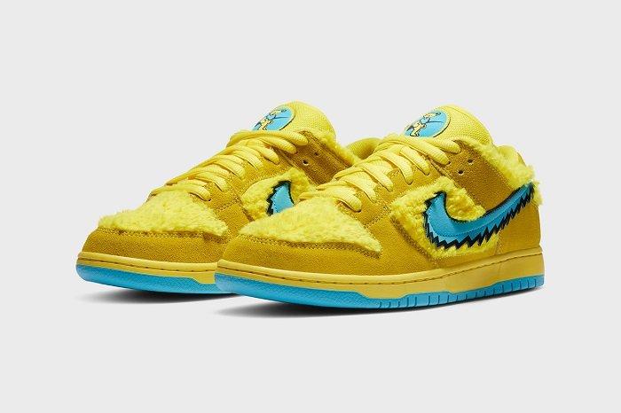 Here's Every EU Store Raffling the Grateful Dead x Nike SB ...