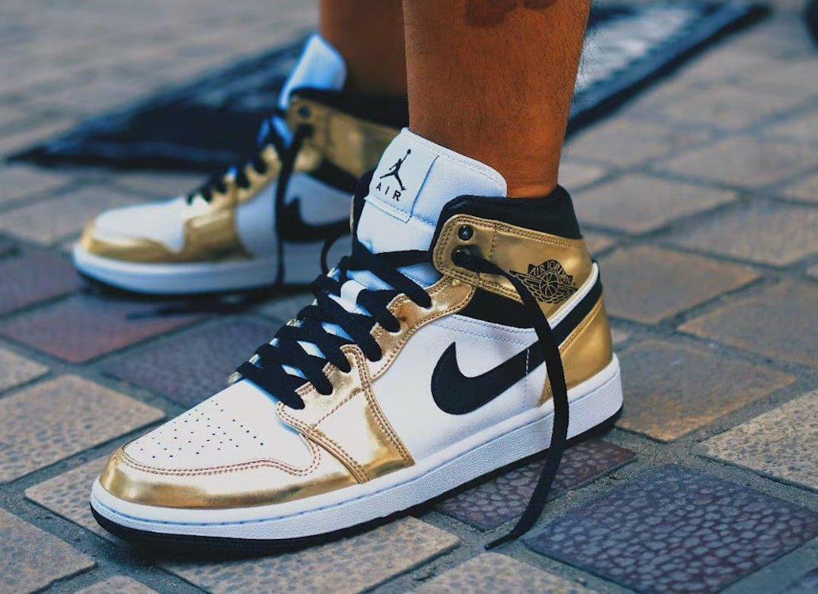 The Air Jordan 1 Mid \