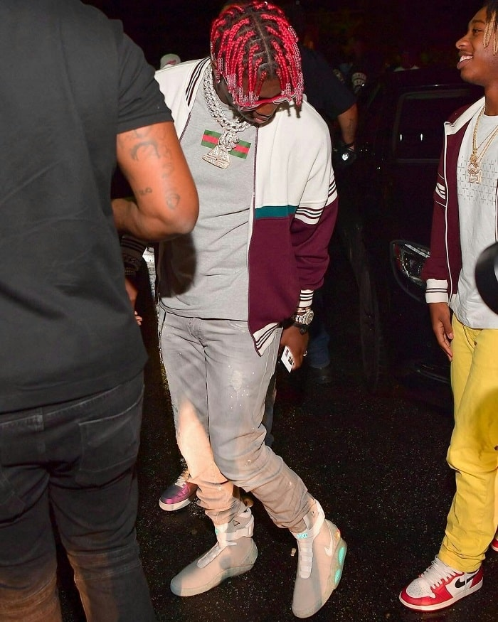 Lil Yachty's Top 10 Sneaker Moments