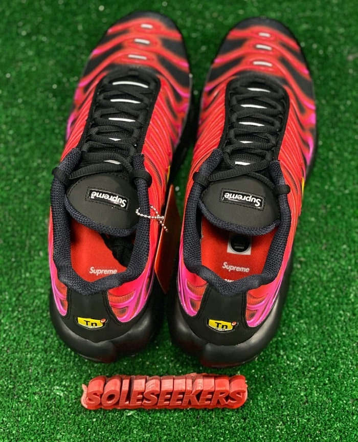 Supreme and Nike's Air Max Plus Tn Collaboration Has Surfaced ...