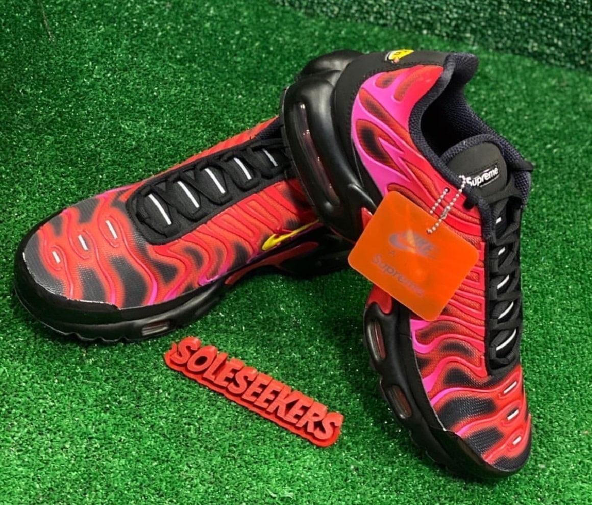 Supreme and Nike's Air Max Plus Tn