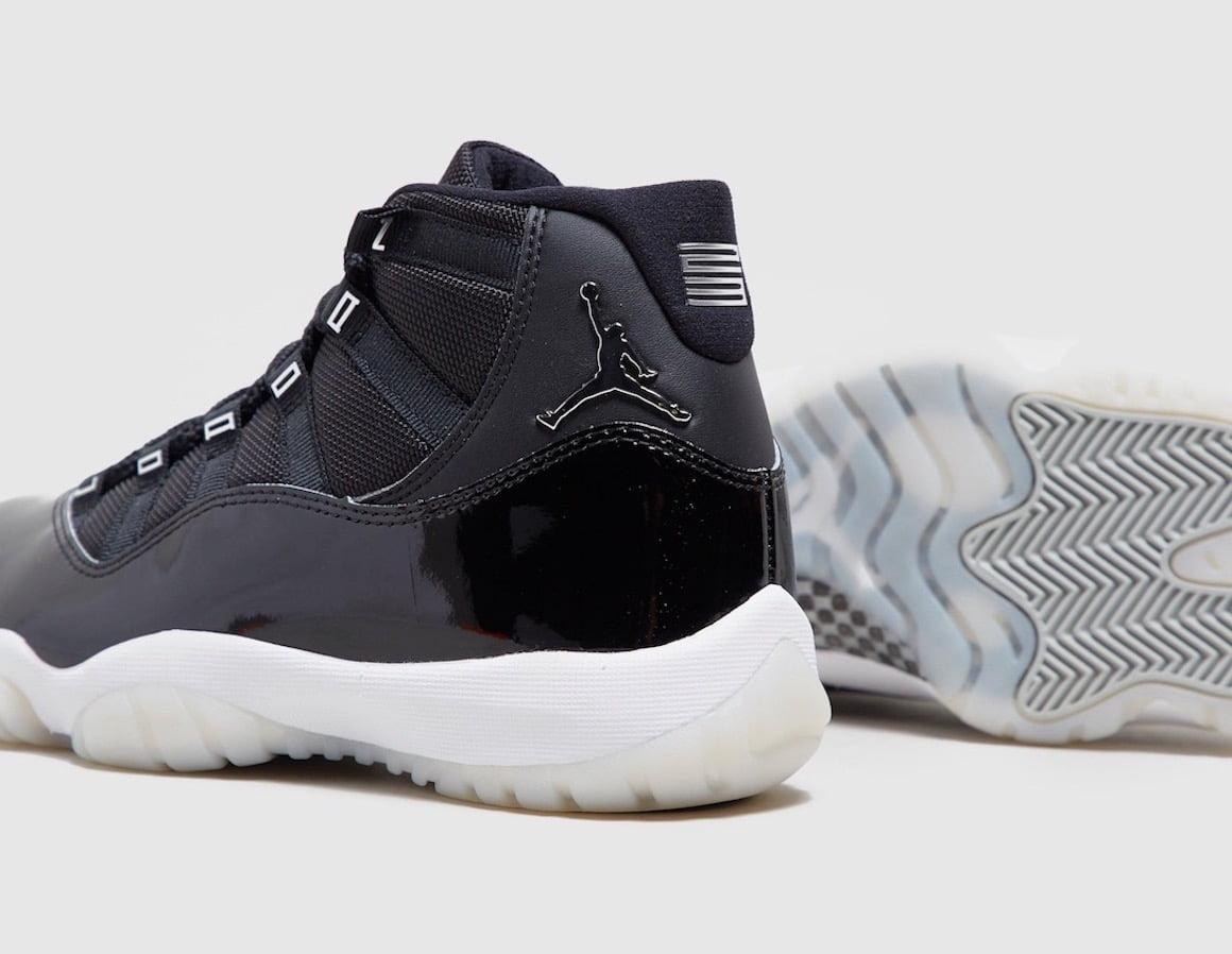 Exención Altitud Respetuoso del medio ambiente  The Air Jordan 11
