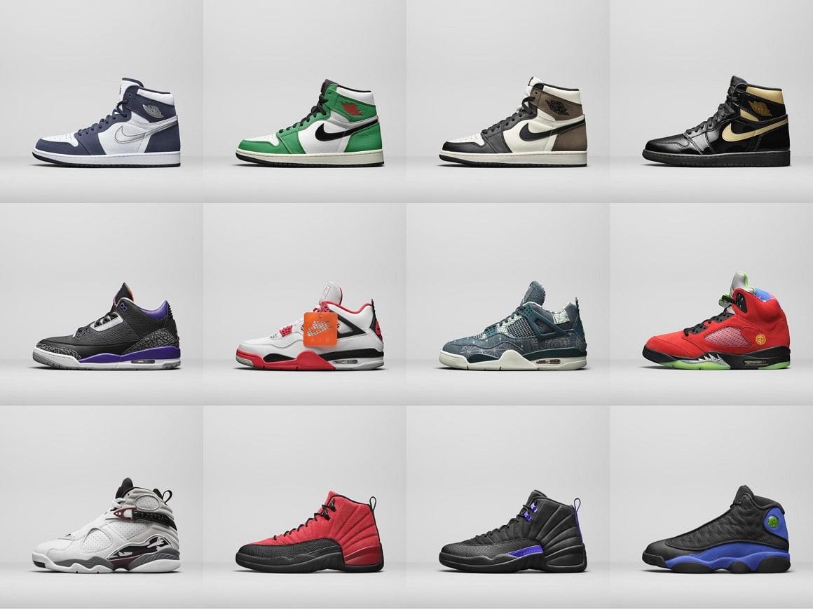 Jordan Brand's Holiday Release Line-Up