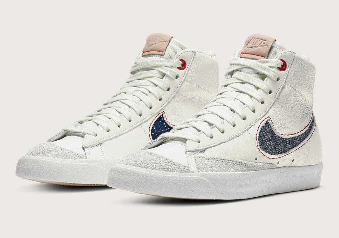A Denham x Nike Blazer Mid Is Set to