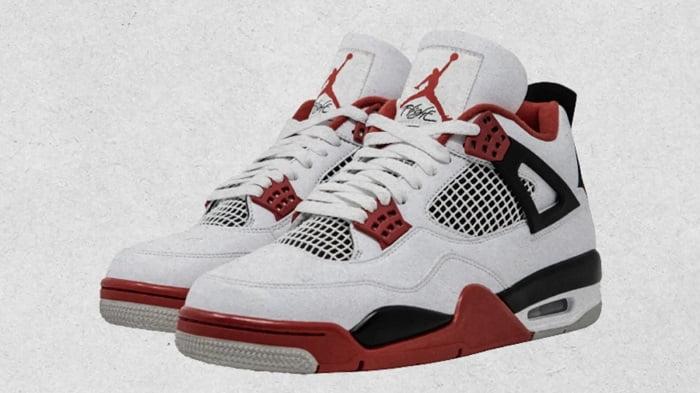 Hueco combustible alguna cosa  The Air Jordan 4