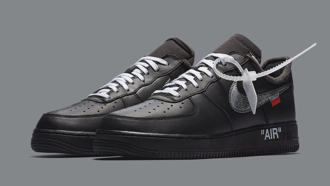 Off-White™ x Nike Air Force 1 MoMA
