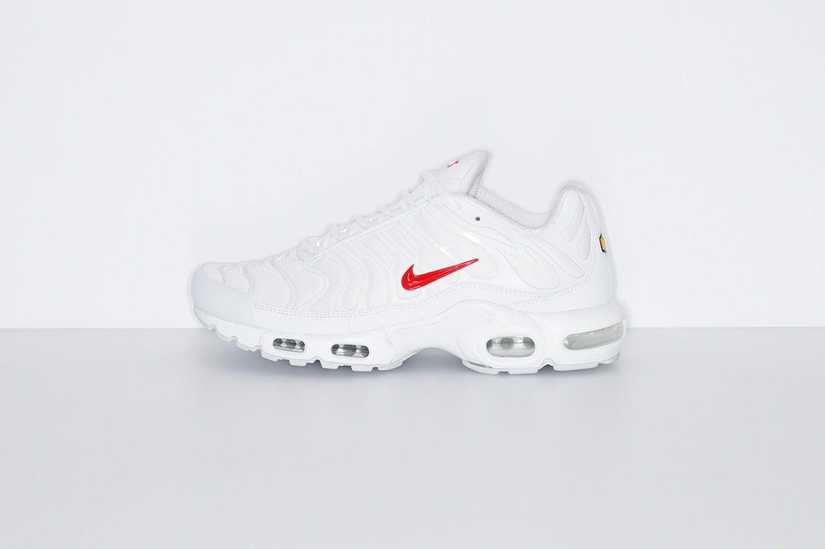 Is the Supreme x Nike Air Max Plus TN