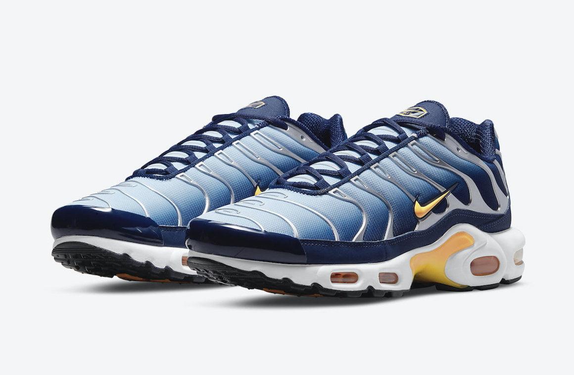 The Nike Air Max Plus TN